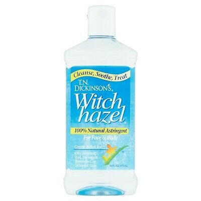 Dickinson's Witch Hazel Cleansing Astringent Dickinsons Witch Hazel Astringent