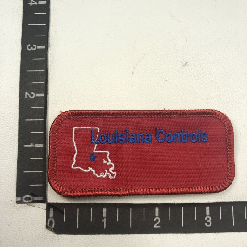 Louisiana Controls Patch 80A5