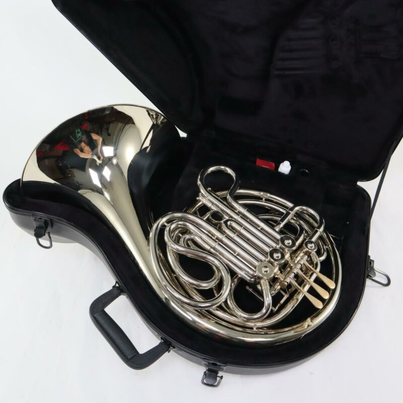 C.G. Conn Model 8D Professional Double French Horn SN 574227 DISPLAY MODEL