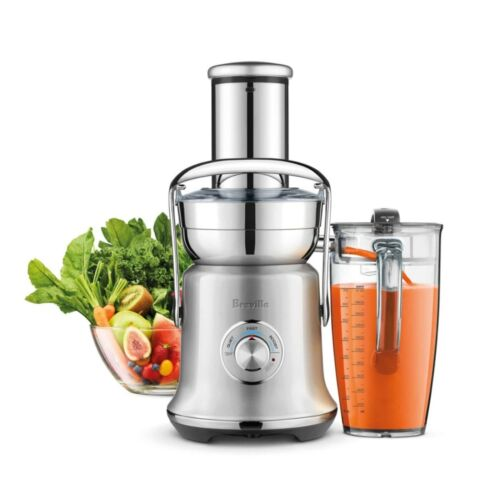 Breville BJE830BSS1BUS1 Juice Founatin Cold XL, Brushed Stai