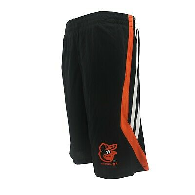 Baltimore Orioles Official MLB Genuine Kids Youth Size Athletic Shorts New Tags - Mlb Kids Shorts