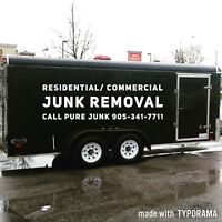 Residential/ Commercial Junk Removal