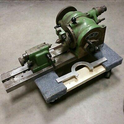 Enco Manufacturing Metal Lathe Machine Millmilling Table Attachment 24