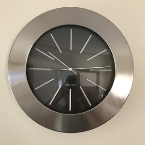 Karlsson Wall Clock Canberra City North Canberra Preview