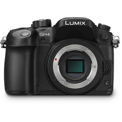 Panasonic Lumix DMC-GH4R incl. 12-60 mm OIS Objektiv  Neuware GH4 R