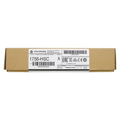 2019 New Sealed Allen-bradley 1756-hsc Controllogix High Speed Counter Module
