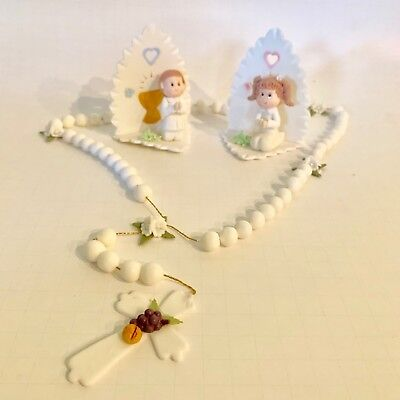 Set First Communion .Cake topper.BOY OR GIRL.