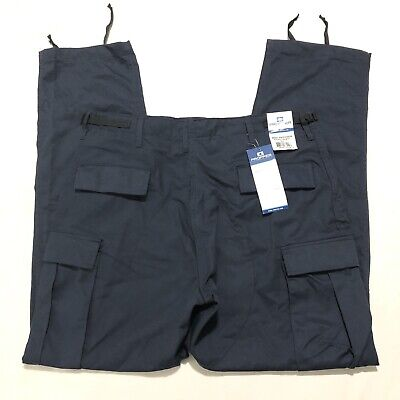Propper Ems Hosen (Propper Bdu Trouser Mens Sz Ll Uniform Pants Security/ems/police Navy Blue Cargo)