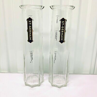 St Germain Carafe (St Germain Glass Cocktail Carafe Drink Pitcher - 2)