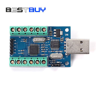 12bit Usb 10channel Stm32 Uart Communicate Adc Data Collection Boardbbc