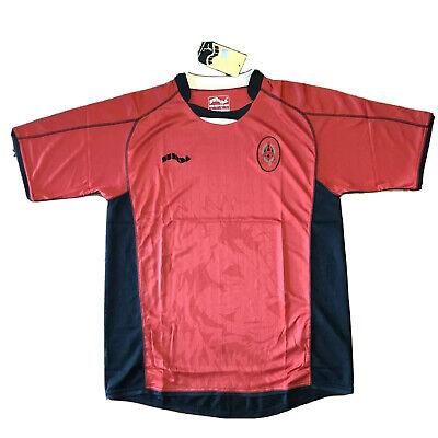 2007/08 Al-Rayyan Home Jersey Large Burrda Soccer Football Qatar Muslim Lion NEW image