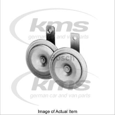 New Genuine BOSCH Air Horn 0 986 320 130 Top German Quality