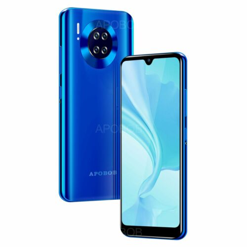 Android Phone - 6.3 Inch Android 9.0 Mobile Smart Phone Unlocked Dual SIM Quad Core 16GB Phablet