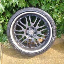 "MADINA FORGED 20"" WHEELS, SUIT BMW & HOLDEN, RIMS, TYRES Templestowe Lower Manningham Area Preview"