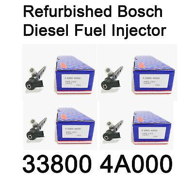 A6650170121 Delphi CRDI Fuel Diesel Injector 1pcs for Ssangyong Rexton EURO 3