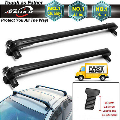 Auto SUV Car SUV Roof Top Cross Bars Luggage Cargo Rack Aluminum For Ford Fusion