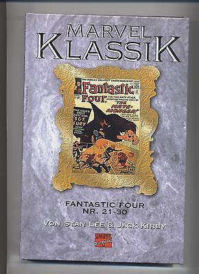 MARVEL KLASSIK # 11: FANTASTIC FOUR / DIE FANTASTISCHEN VIER 21 - 30 - TOP