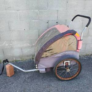 Tag Along Bicycle Child Trailer Bicycle Parts And Accessories