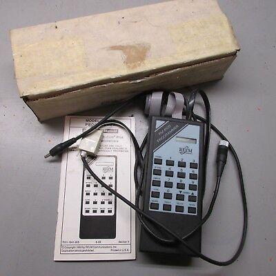 Relm Pm4500 Programmer