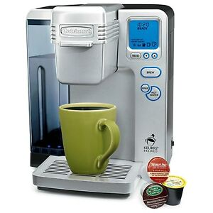 Cuisinart Single Serve Keurig Coffee Maker System SS-700 COLLECTION K-CUP SS700