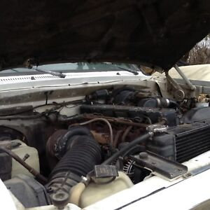 1992 Dodge  Diesel 12v 4x4 auto runs and drives reduced $4800