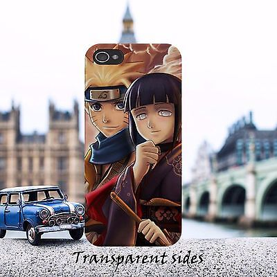 Anime Naruto And Hinata Family Phone Case Cover Fits iPhone, Samsung, - Naruto Family