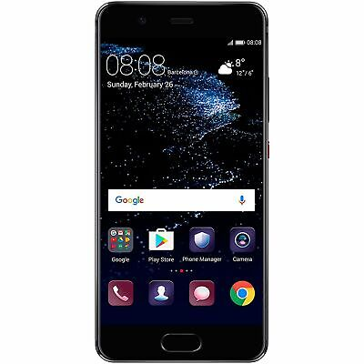Android Phone - Huawei P10 VTR-L09 32GB GSM Unlocked Android Phone - Graphite Black