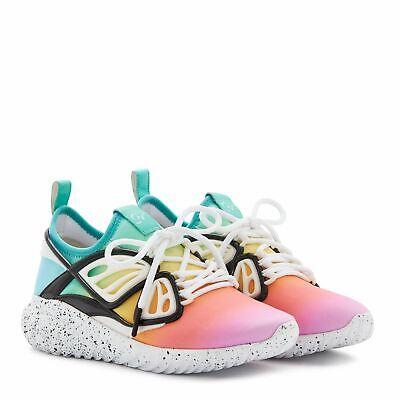 SOPHIA WEBSTER FLY BY Rainbow Butterfly sneakers shoes  36 / 37 /  38 /  39 / 40 Butterfly Sneakers Shoes