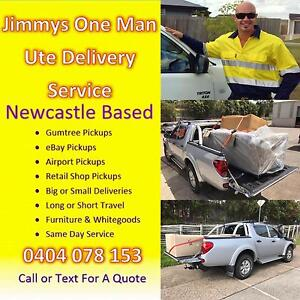 Local deliveries Newcastle East Newcastle Area Preview