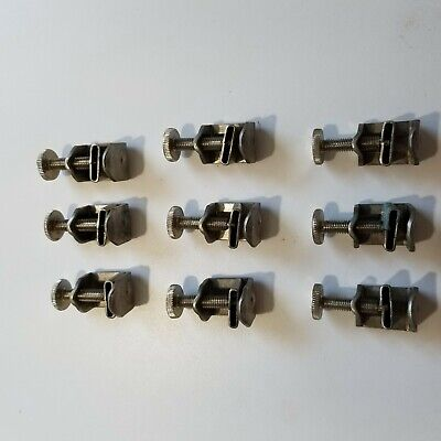 Stainless Steel Sheet Metal Clamps For Welding Or Positioning 9 Pcs.