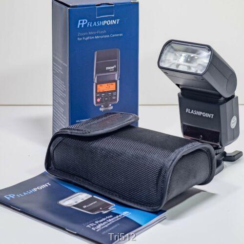 Adorama Flashpoint Zoom Li-on Mini TTL R2 (Godox TT350F) for Fuji cameras
