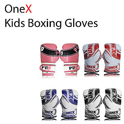 New Kids/Children Boxing Gloves MMA Shorts Mitt Punching Bag Gift For Kids UFC
