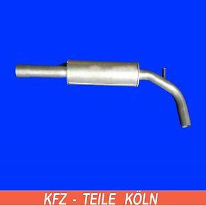 VW-Lupo-1-4-SILENCIADOR-Central-Silenciador-Escape