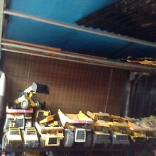 Tonka trucks, vintage 78s records, porcelain dolls,ghetto blaster Ferntree Gully Knox Area Preview