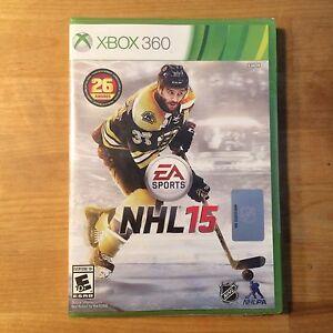XBOX 360 -EA SPORTS NHL15 / NHL13