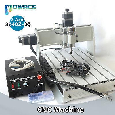 3axis 300w 3040z-dq Cnc Router Engraving Milling Machine Ballscrew Kit 220v110v