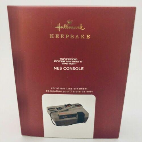 2020 Hallmark Keepsake Ornament NES Console New in Box B1