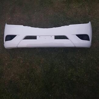 Mazda BT-50 FRONT BUMPER BARS