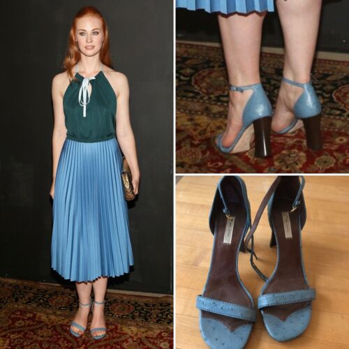 SIGNED MARC JACOBS High Heeled Open Toed Shoes by DEBORAH ANN WOLL