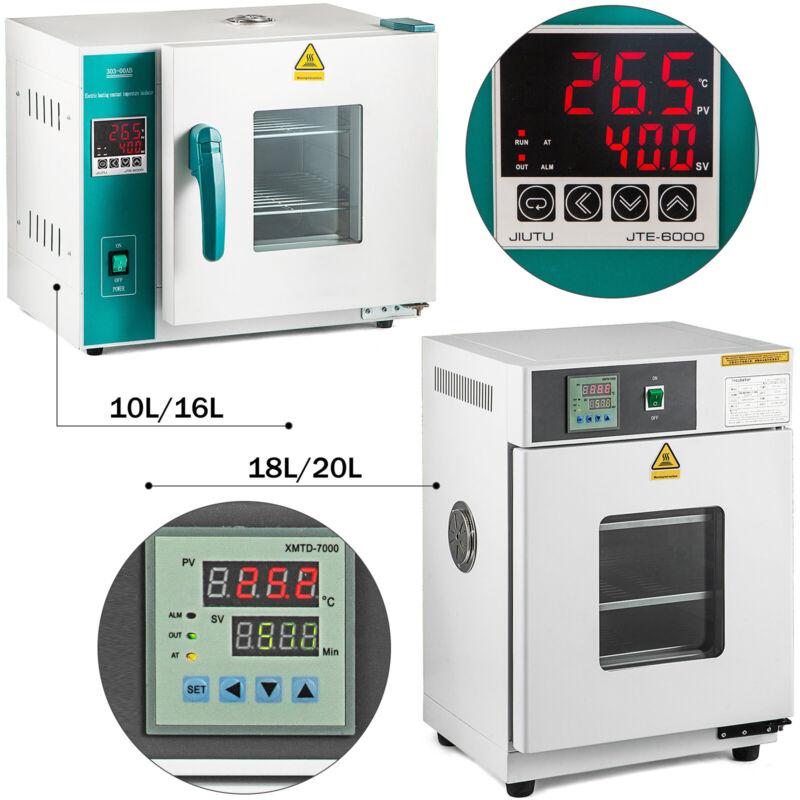 Lab Incubator 10L 16L 18L 20L Bacteria Incubator RT-65℃ Scientificfor Laboratory