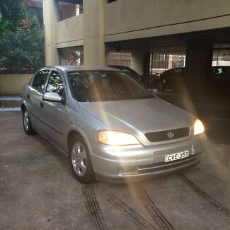 2000 Holden Astra Hatchback 134,00km LOW KMS CHEAP!!! Forest Lodge Inner Sydney Preview
