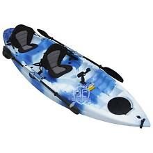 Compact CruiseShip Double Kayak - Fishing and Exploring Browns Plains Logan Area Preview