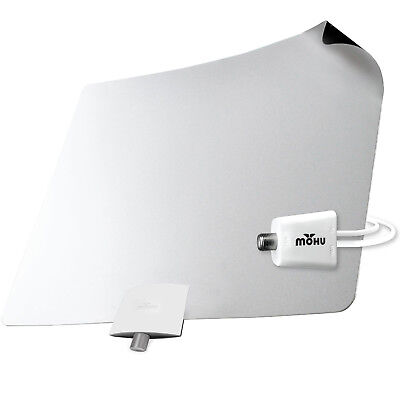 Mohu Leaf® 50 Indoor Amplified HDTV Antenna - Cord Cutting