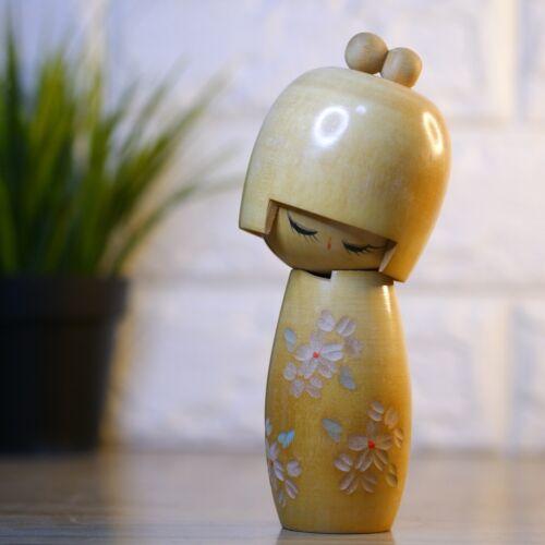 Japanese Sosaku Kokeshi Doll