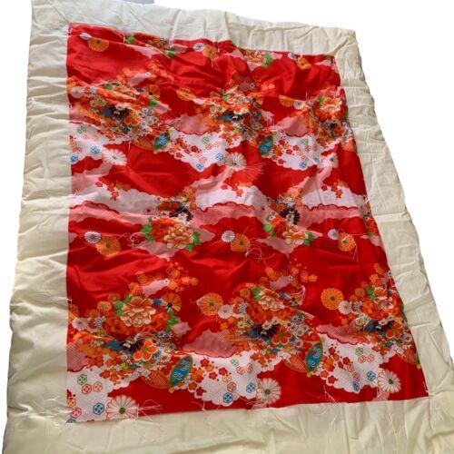 Japanese Style Crib Size Comforter Kakebuton NWT New