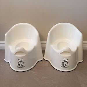 Baby Bjorn potty chair potties