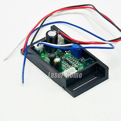 Driver Board 12v For 635nm 638nm 50mw-500mw Laser Diode Module Circuit Ttl 20khz