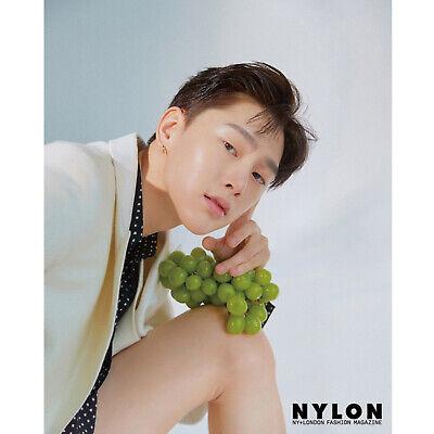 JBJ Kwon Hyun Bin Cuttings 6P Magazine Clippings NYLON Korea August 2019 K-POP