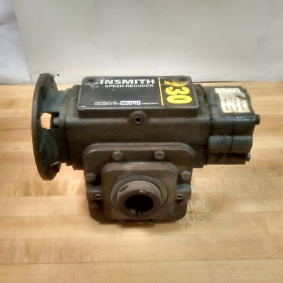 Winsmith 930mdsne Speed Reducer 2.14 Hp 1750 Rpm Gear Ratio 301 - Used
