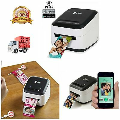 Zink Wireless Portable Digital Color Photo Booth Printer Multifunction Printers